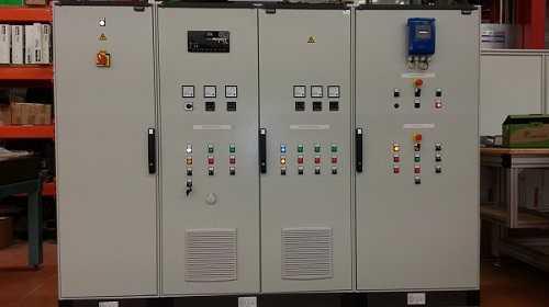 armoire électrique commande puissance