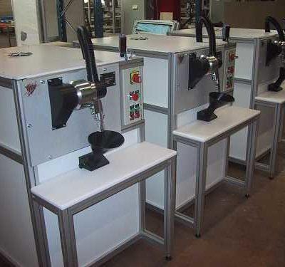 duplication de machines industrielles