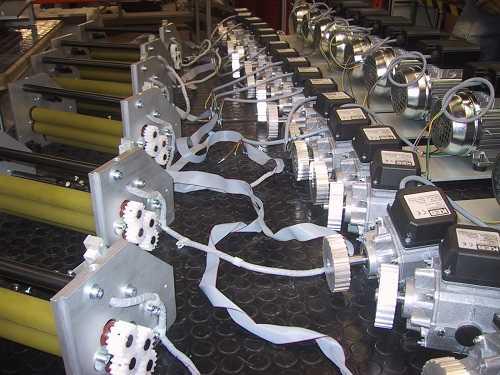 montage câblage sous-ensemble