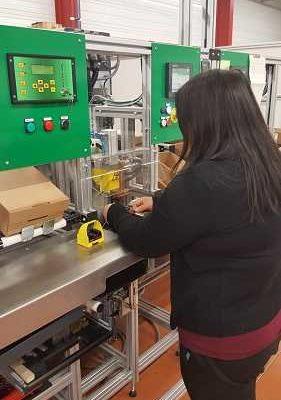 production pré série industrielle